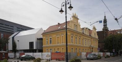Otwarcie gmachu Muzeum Okręgowego przy ul. Gdańskiej 4 w tym roku-23671