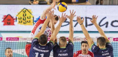 Zwycięstwo BKS Visły w inauguracyjnym meczu w TAURON 1. Lidze-23683