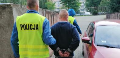 Sprawcę rozboju na Górzyskowie zatrzymali kontrterroryści-23702