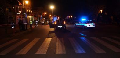 Pijany kierowca, który potrącił kobietę na pasach, w areszcie-23809