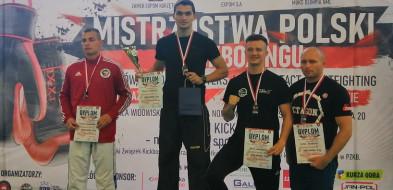 Mariusz Migdalski złotym medalistą mistrzostw Polski w kickboxingu-23855