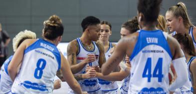 Pewne zwycięstwo Basketu 25 z Zagłębiem Sosnowiec-23873