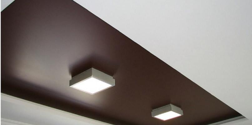 Разновидность натяжных потолков