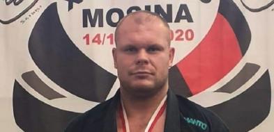 Łukasz Budzewicz mistrzem Polski w brazylijskim jiu-jitsu-24054