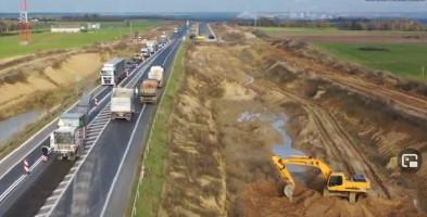Budowa drogi S5 na odcinku Świecie Południe - Bydgoszcz Północ ruszyła...-24064