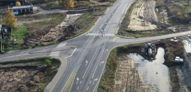 Na budowanej S5 w Trzeciewcu zamkną drogę do Dobrcza-24101
