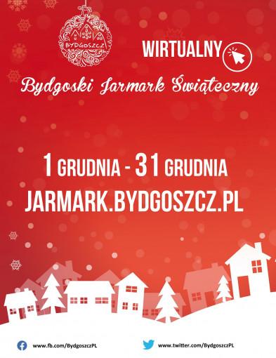 Bydgoski Jarmark Świąteczny rusza 1 grudnia online-24155