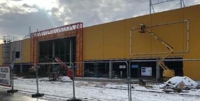 Trwa budowa salonu Agata w Bydgoszczy-24871