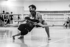 """Opera Nova. Przed premierą tryptyku baletowego """"Szepty i cienie""""-24951"""