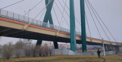 Most Uniwersytecki zostanie podparty w ciągu dwóch miesięcy-24986