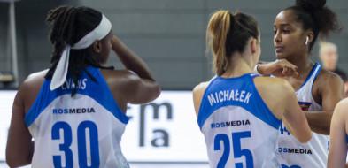 Basket 25 przegrał ostatni mecz rundy zasadniczej z Arką 54:122! Rywalem w play-off Pszczółka Lublin-25021