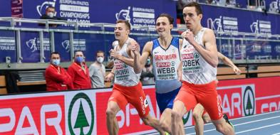 HME Toruń 2021.  Tylko jeden złoty medal Polaków - Patryk Dobek na 800 m-25062