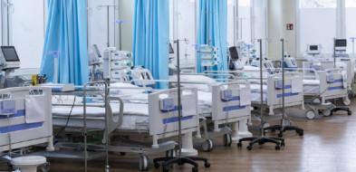 Bakteria New Dehli w szpitalu tymczasowym w Ciechocinku-25340