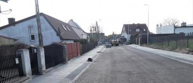 Kończy się rozbudowa ulicy Siedleckiej. Od czerwca nową trasą pojadą autobusy-25610