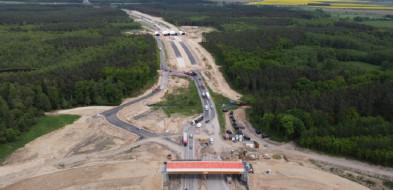 Postęp na budowanej drodze ekspresowej S5. Finał za rok!-25896