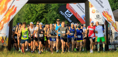 Marek Szymański i Marta Szenk triumfowali w CITY Trail w Myślęcinku-26312