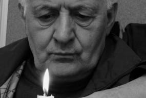 Uroczystość na cmentarzu Starofarnym w 2. rocznicę śmierci M. Franaszka-26318