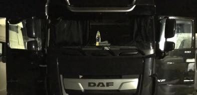 Skradzionego w Niemczech DAF-a namierzyli policjanci z Lipna-26322
