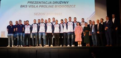 BKS Visła Proline Bydgoszcz zaprezentowała drużynę przed sezonem 2021/2022-26790