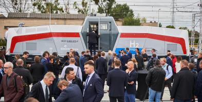 PESA zaprezentowała lokomotywę wodorową na TRAKO-26839