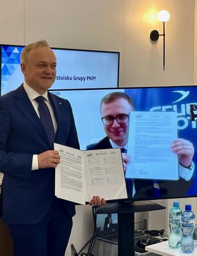 Odpowiedź Pesy, PKP Cargo i Grupy Azoty na Europejski Zielony Ład-26856