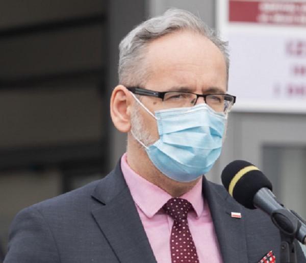 Minister zdrowia Andrzej Niedzielski o obostrzeniach na październik-26889