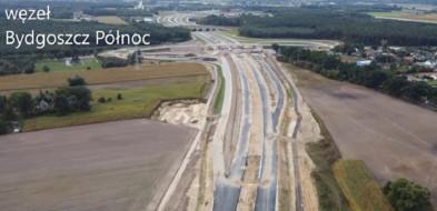 Budowa S5 między Bydgoszczą a Świeciem postępuje...-26891