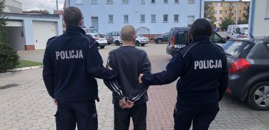 Kradli na terenie dwóch województw, wpadli w Bydgoszczy-26990