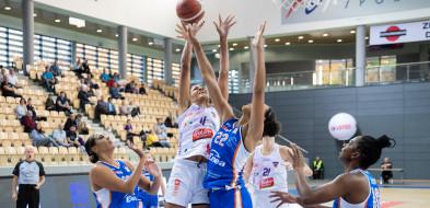Po szalonym meczu i dogrywce Basket-25 pokonał AZS Politechnikę Poznań-27015
