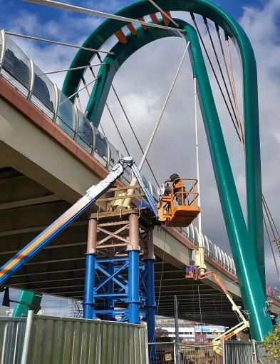Ruszyła naprawa mostu Uniwersyteckiego. Potrwa 110 dni-27048