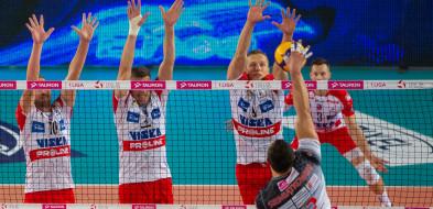 Zwycięstwo Visły z Mickiewiczem po trzech setach-27079