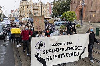 Strajk Klimatyczny w Bydgoszczy-8678