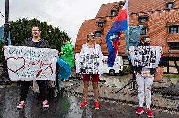 Protest Białorusinów na Mostowej-8926