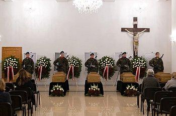 Jutro pogrzeb bohaterów - Żołnierzy Wyklętych-9090